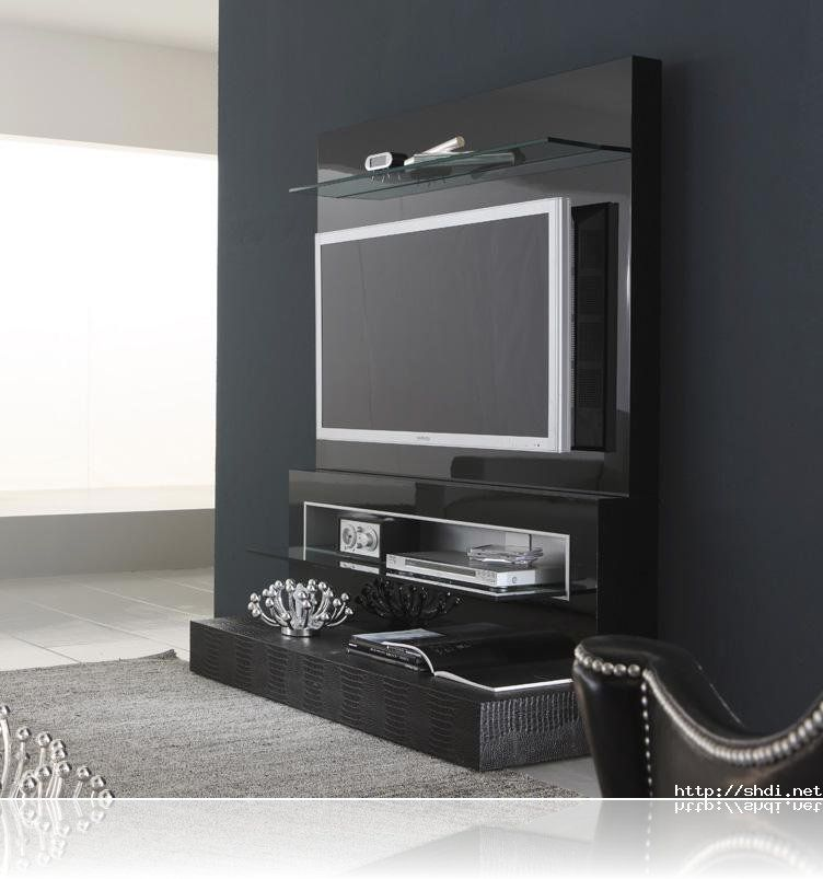 Small Living Room Ideas With Tv: Wall Mounted Modern TV Cabinets For Small Living Room