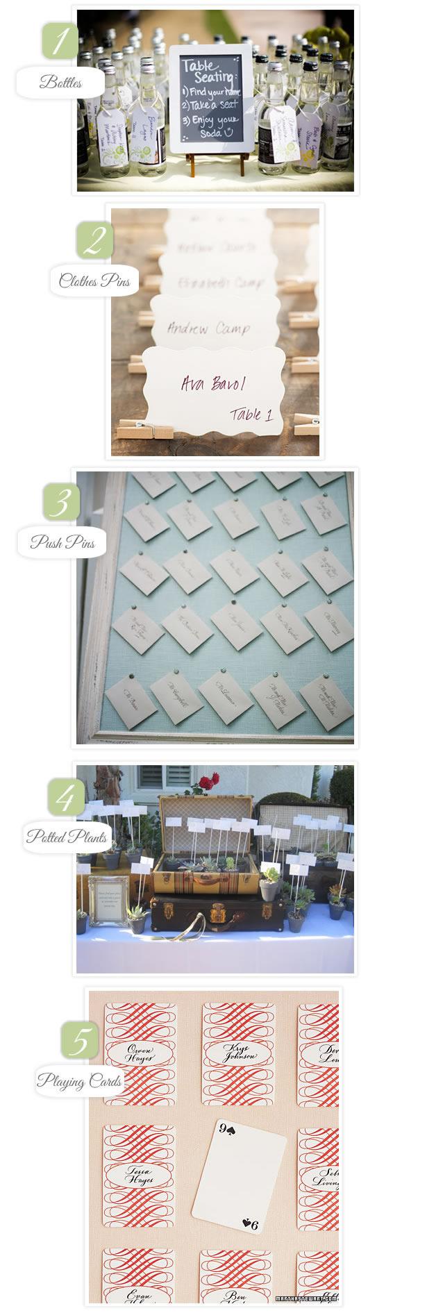 Five Fabulous Place Card Ideas   WeddingWire: The Blog   Rustic ...