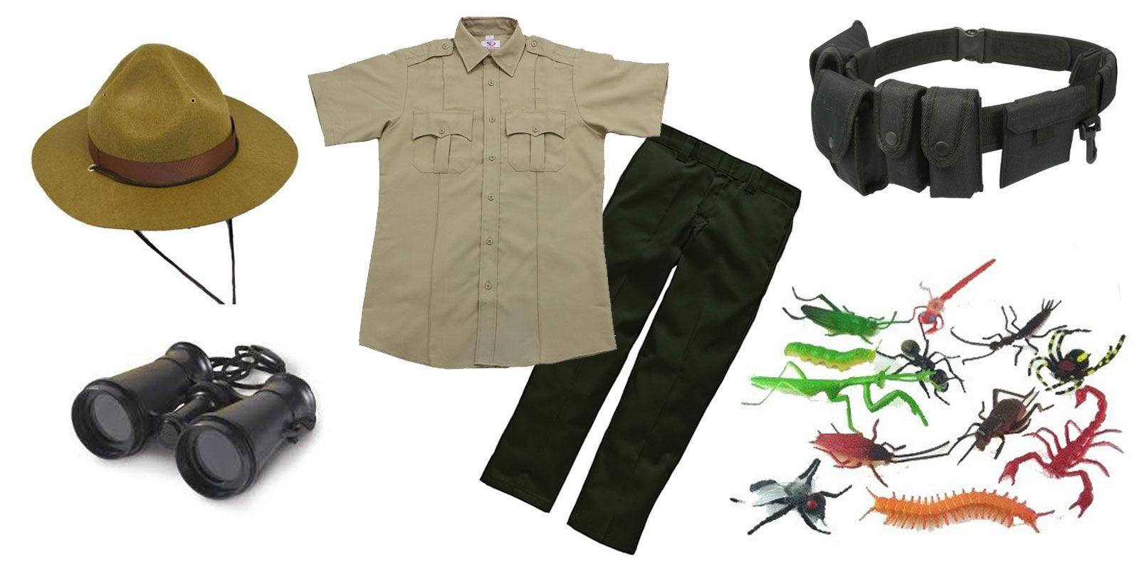 government costume park ranger | halloween costume ideas | pinterest