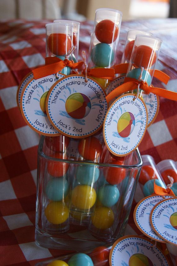 Pool Party Favors Ideas shovel idea Pool Party Food Ideas Httplanewstalkcompool Party