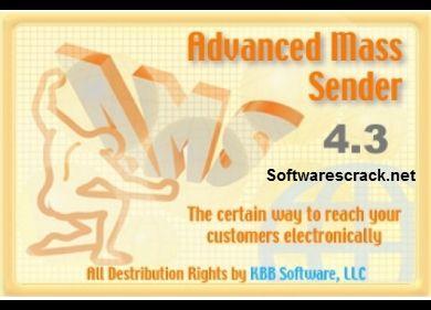 Advanced Mass Sender 4 3 Cracked Serial key full download free