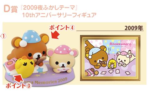 一番くじ | 一番くじ リラックマ 10th Anniversary 2013/10/14