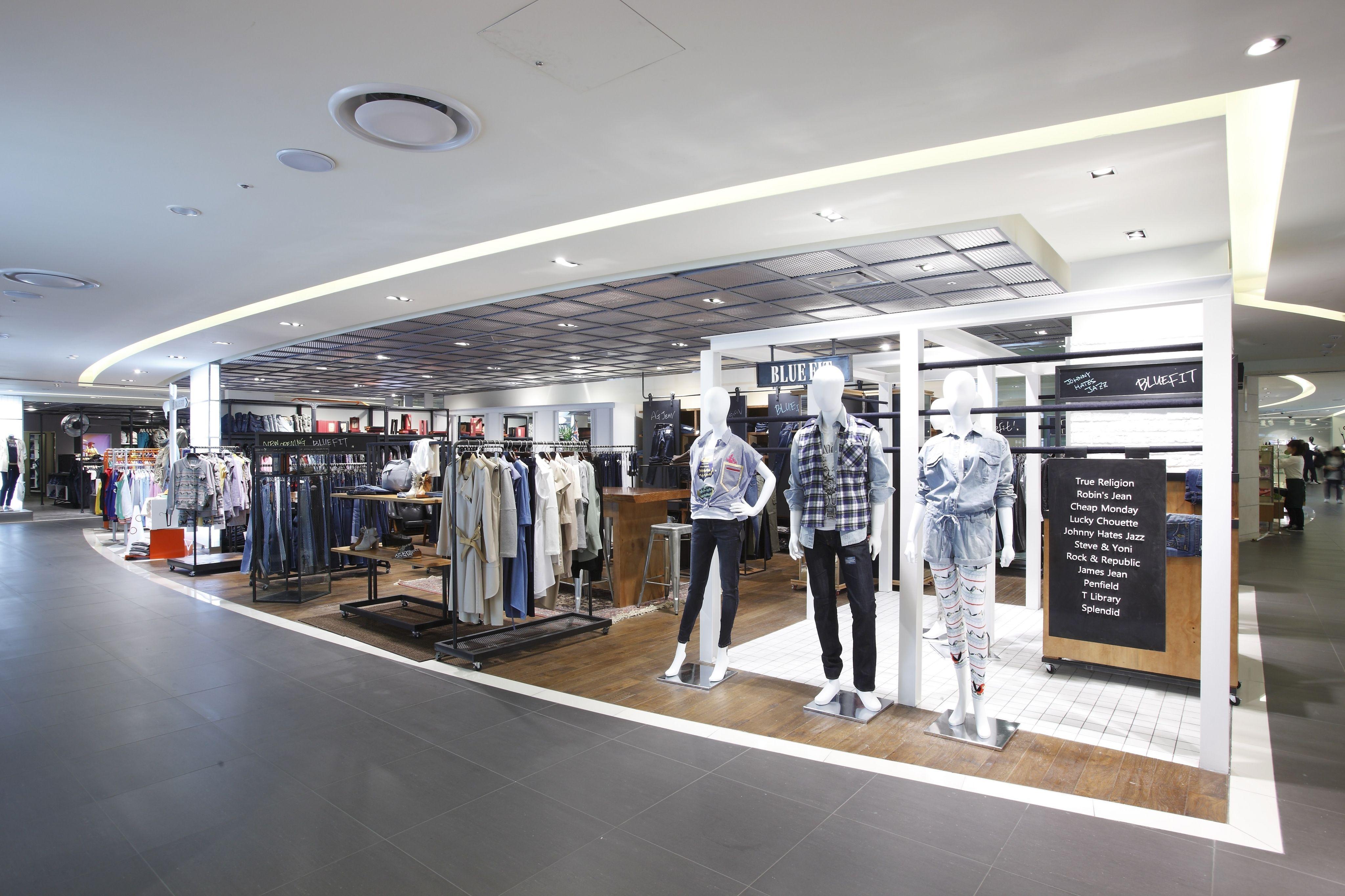 Stylish Retail Store Interior Design Ideas interior paint colors