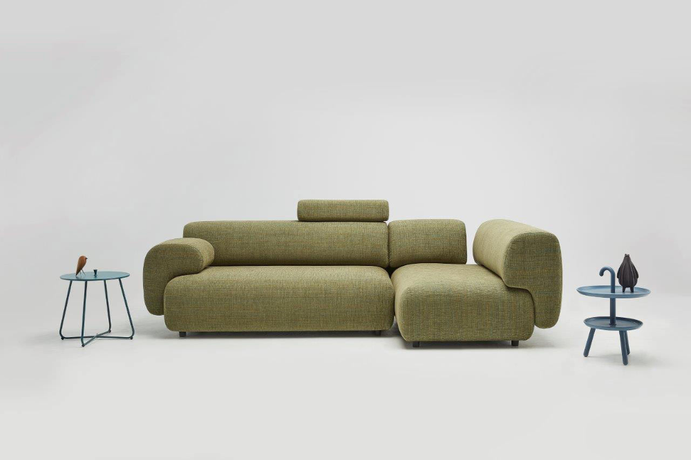 A Modular Sofa System Inspired By Tiny Water Particles In The Air Modular Sofa Corner Sofa And Armchair Modern Furniture Living Room