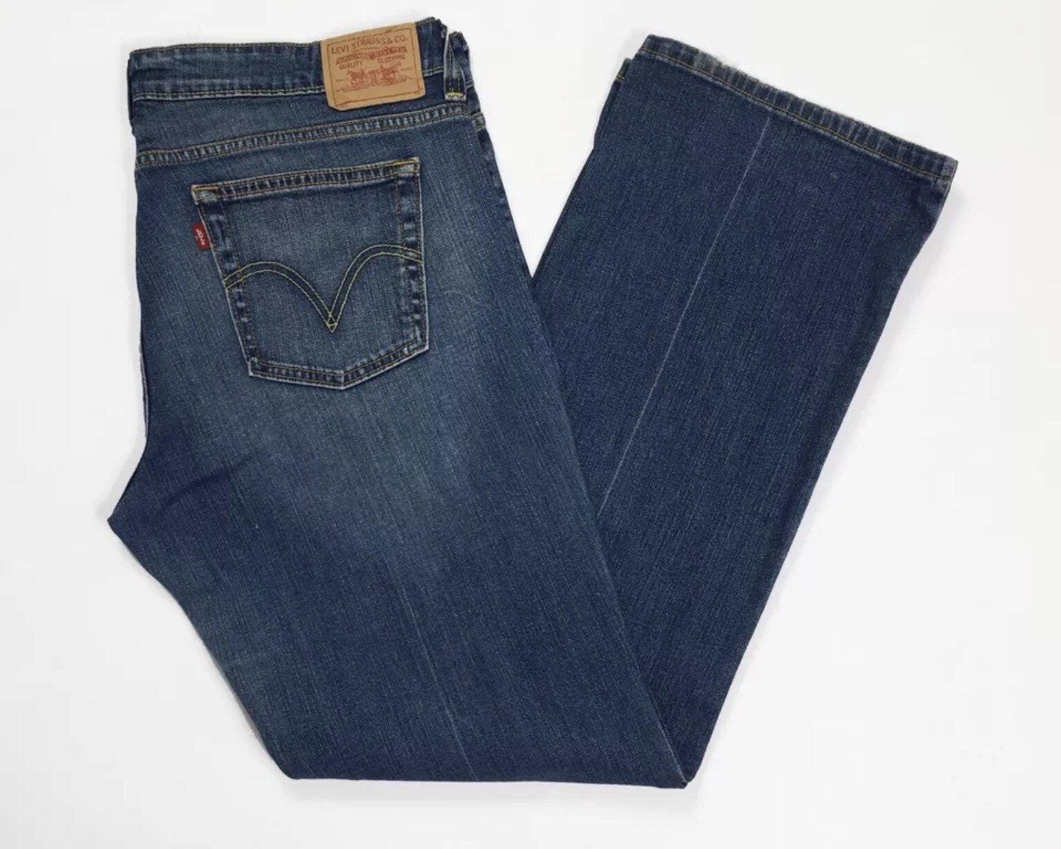 Paladino jeans pantalone velluto a coste usato uomo w40 tg