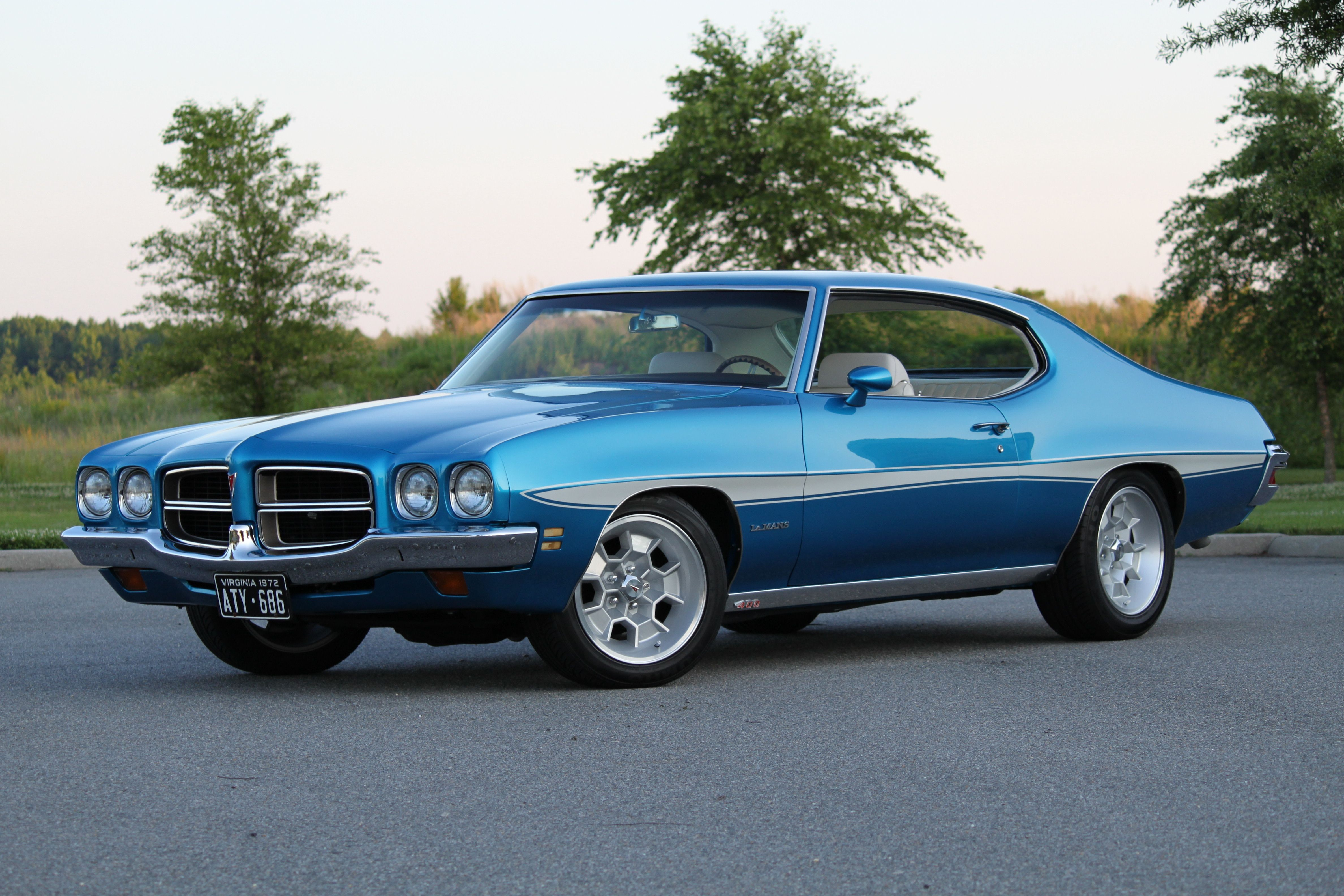 1972 pontiac le mans - photo #24