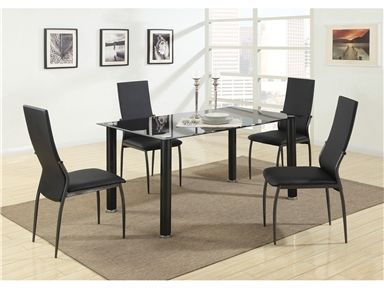 Coaster Dining Room Dining Table 103751 At Spaces Limited Spaces