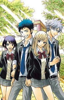 Yamada-kun to 7-nin no Majo (Yamada and the Seven Witches)