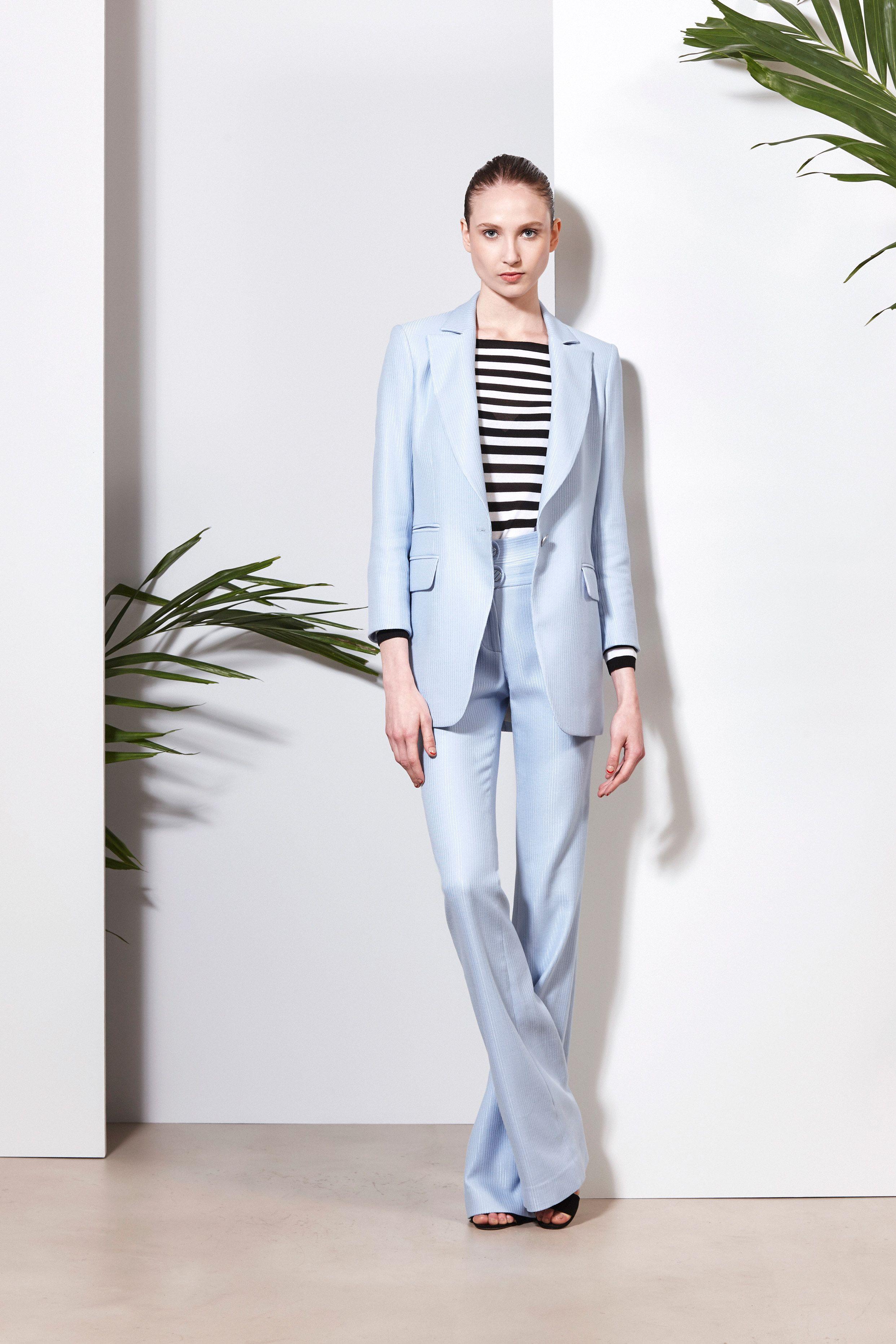 Veronica Beard Spring 2016 Ready-to-Wear Fashion Show