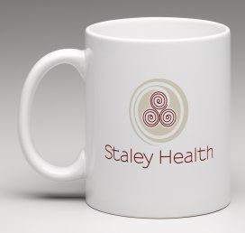 Staley Health Coffee Mug | Mugs, Coffee mugs, Health