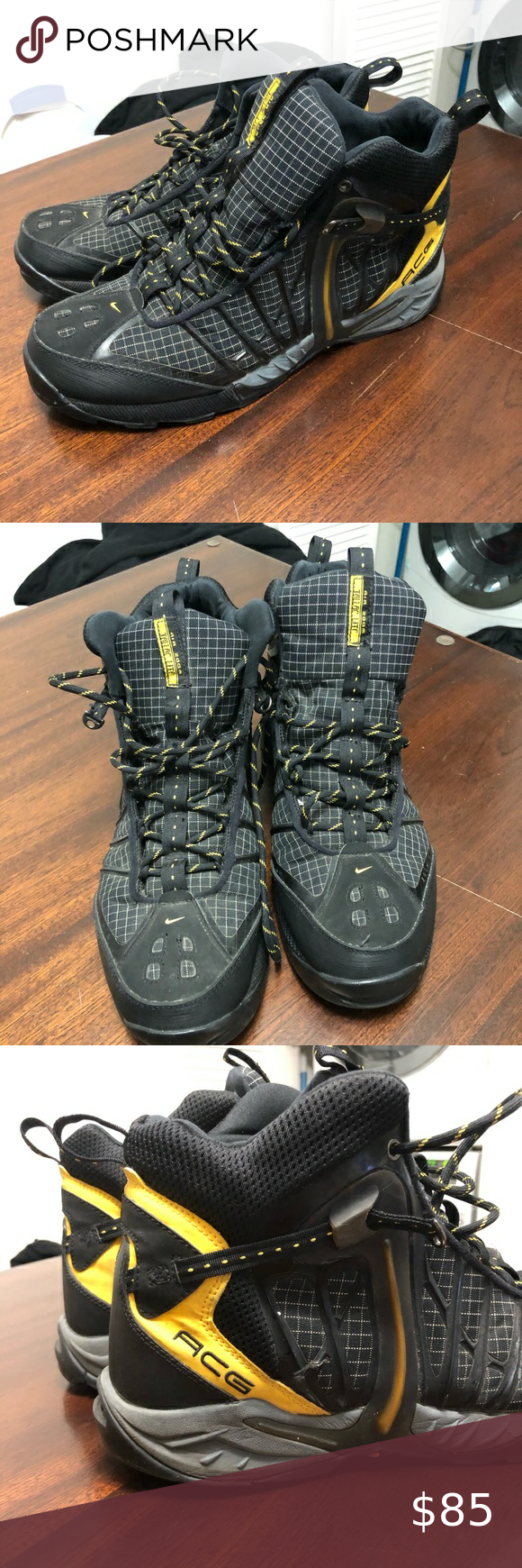 enlazar multa Muñeco de peluche  RARE Nike ACG Air Zoom Tallac Lite Boot Sz 13 Boots have barely any wear or  creasing. Extremely hard to find in this size, price, an… in 2020   Boots,  Rare nikes, Nike acg