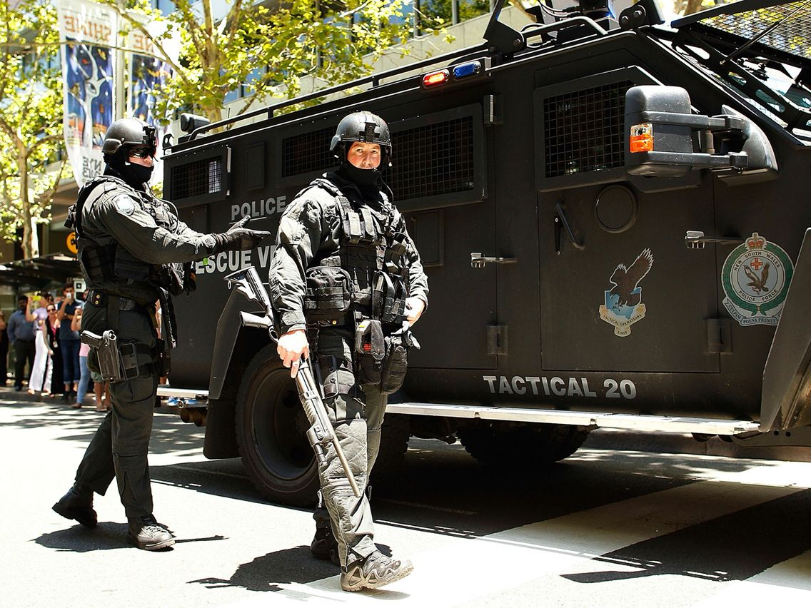 NSW Police TOU   Flashpoint   !!   Police, Police gear