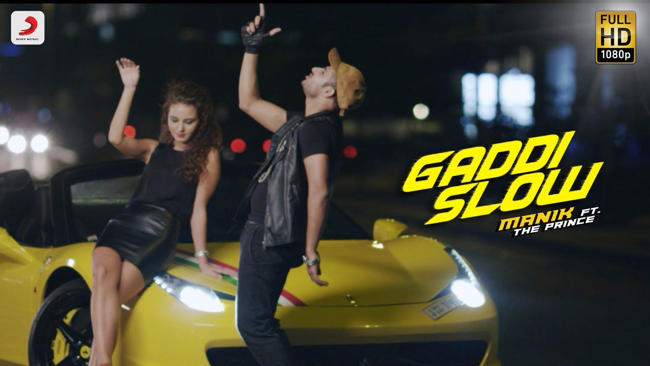 Sony music presents the new punjabi video song gaddi slow by manik lyrics by