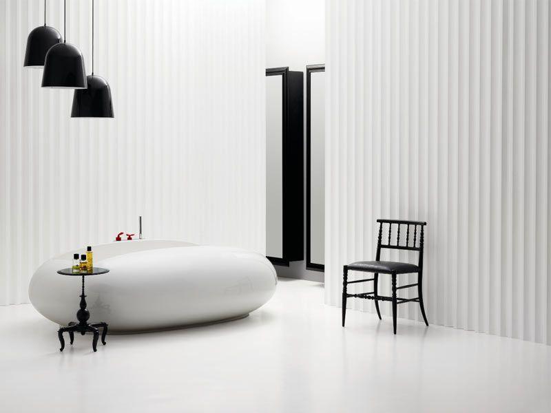 Vasca Da Bagno White : Vasca da bagno freestanding o da appoggio come scegliere quella