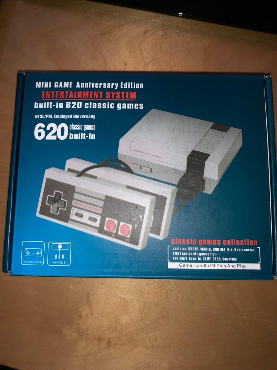 Nintendo Mini Game Over 600 Games Brand New Never Used As Seen In Photos Mini Nes Mini Games Classic Games