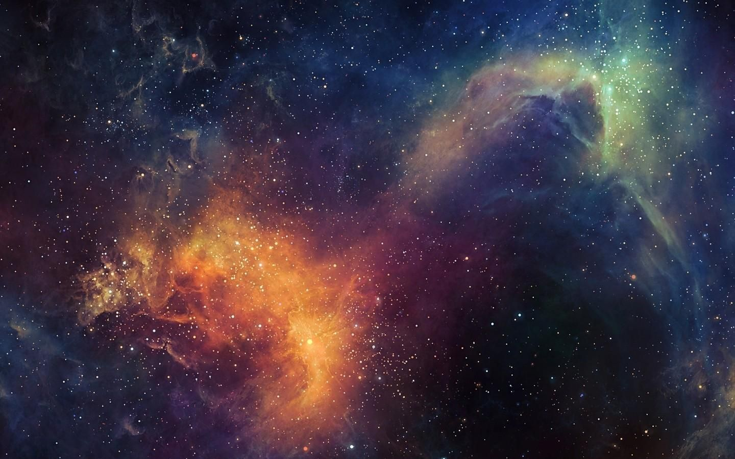 Abstract Space Wallpaper Wide DzT