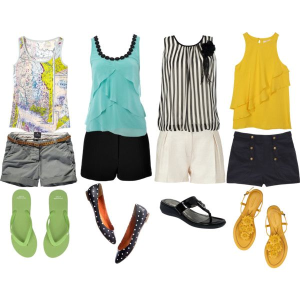 """""""Tomorrow's BBQ sets"""" by beachpeace on Polyvore"""