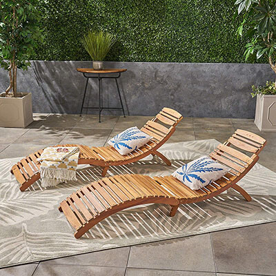 Top 10 Best Patio Lounge Chairs In 2020