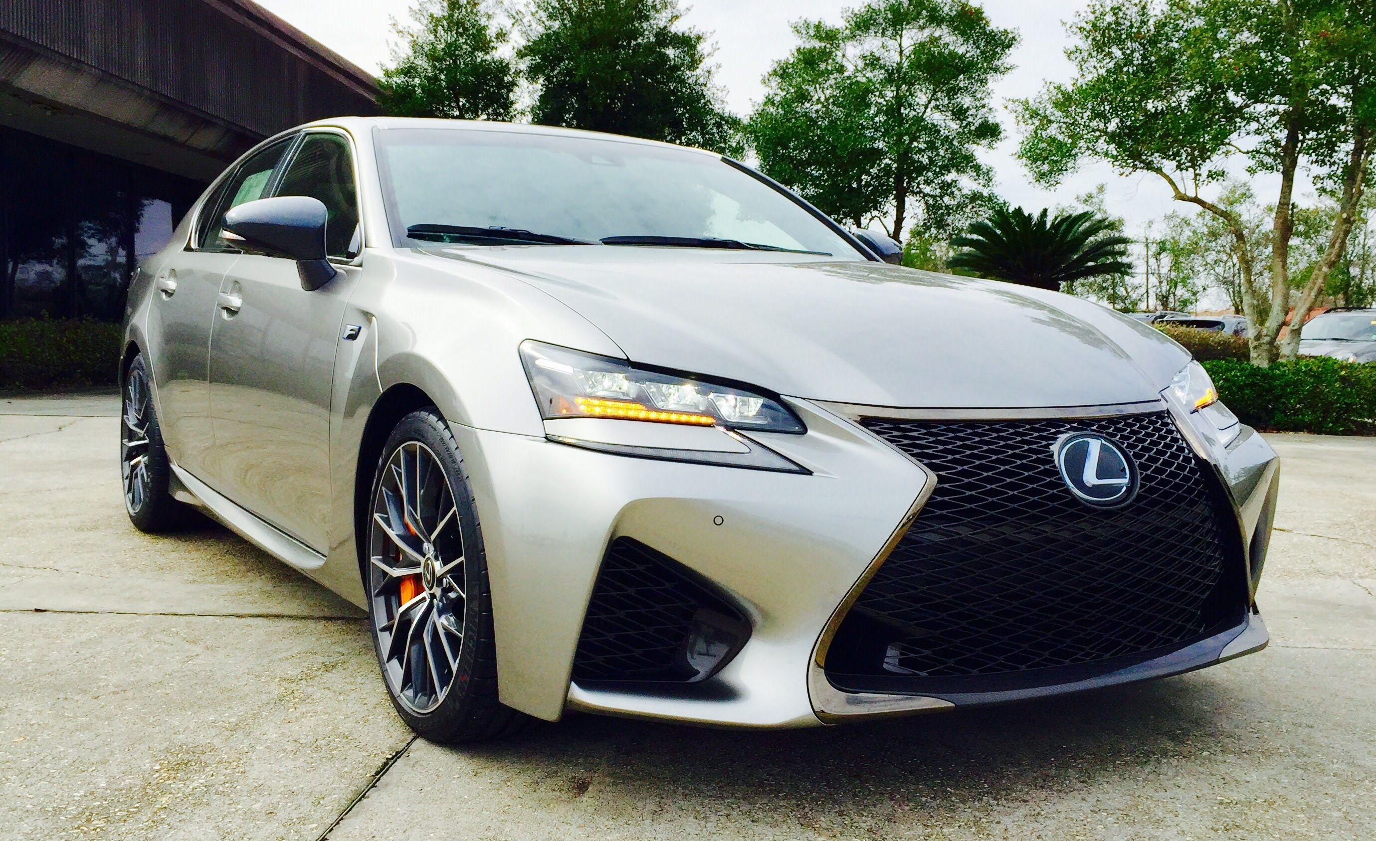 2016 Lexus Gs F Gs 350 Full Review Start Up Exhaust Short Drive Lexus Start Up Black Leather