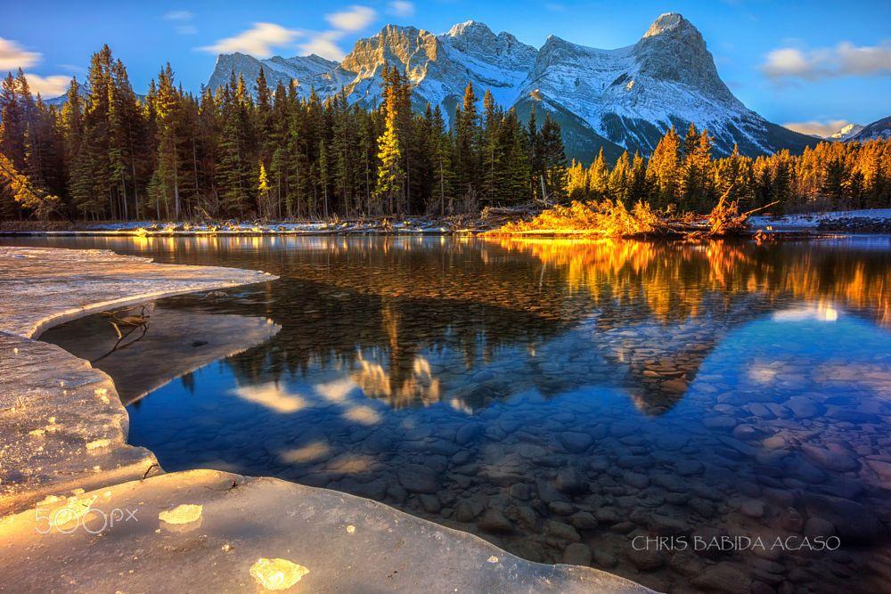 MORNING REFLECTION by Chris Babida Acaso on 500px