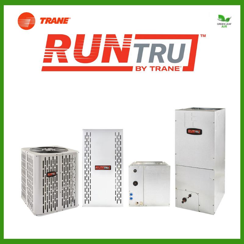 Mike's Mechanical sells RunTru by Trane as an economical