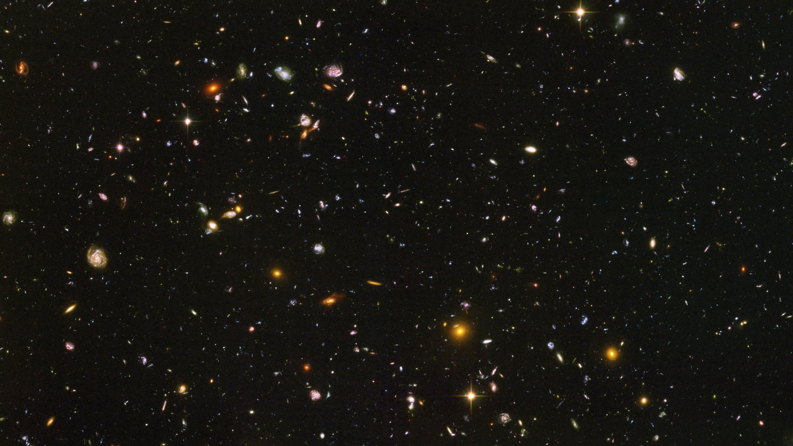 Hubble Ultra Deep Field Wallpapers Wallpaper Cave Hubble Ultra Deep Field Hubble Deep Field Hubble Telescope