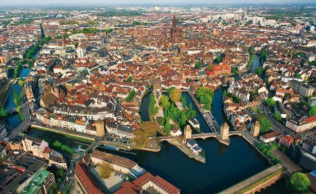 Grande Ile Centre De Strasbourg City Strasbourg Strasbourg France