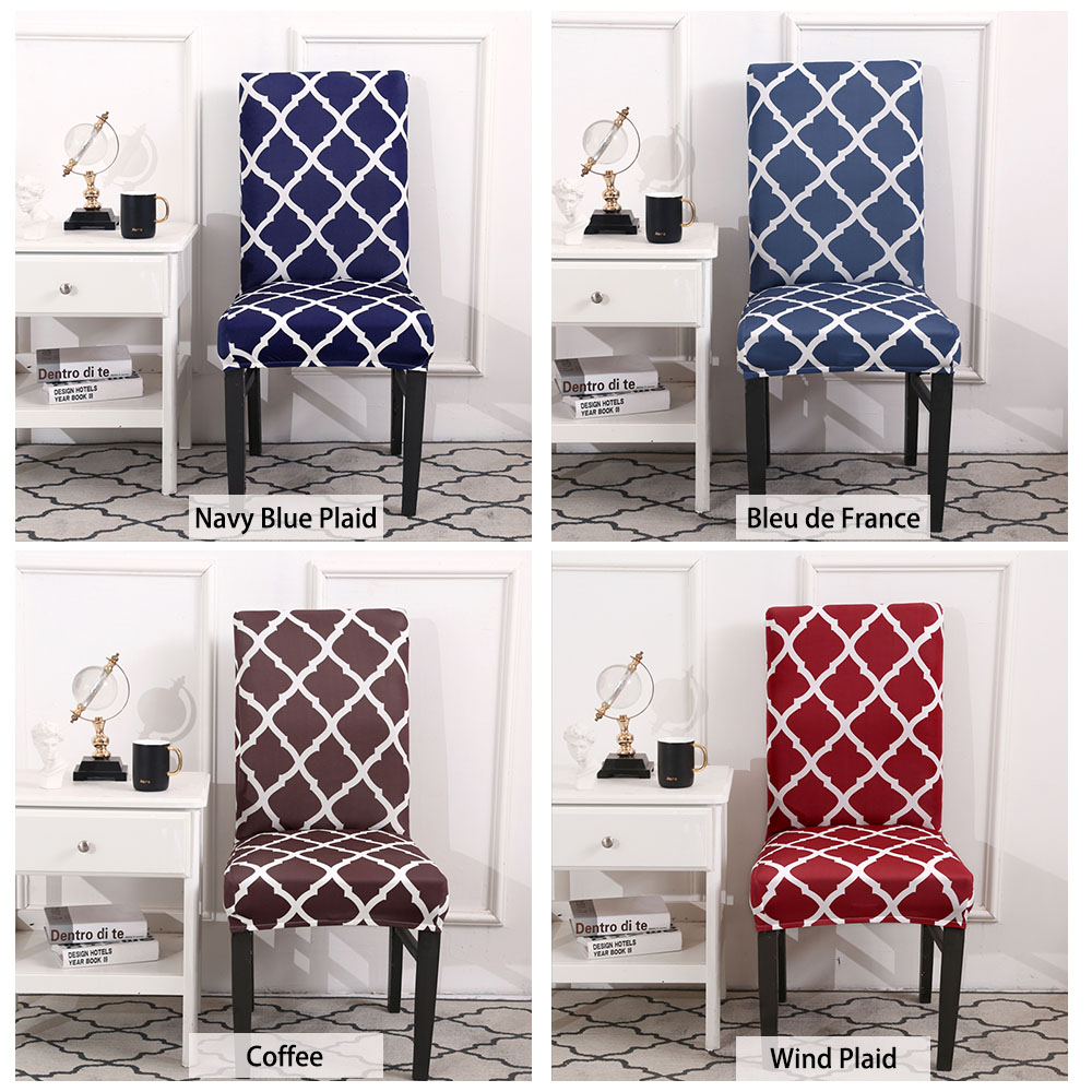 Stretch Printed Design Dining Chair Cover 24 Color