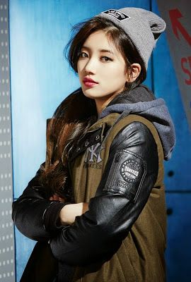 Suzy miss A MLB Fall Winter 2014