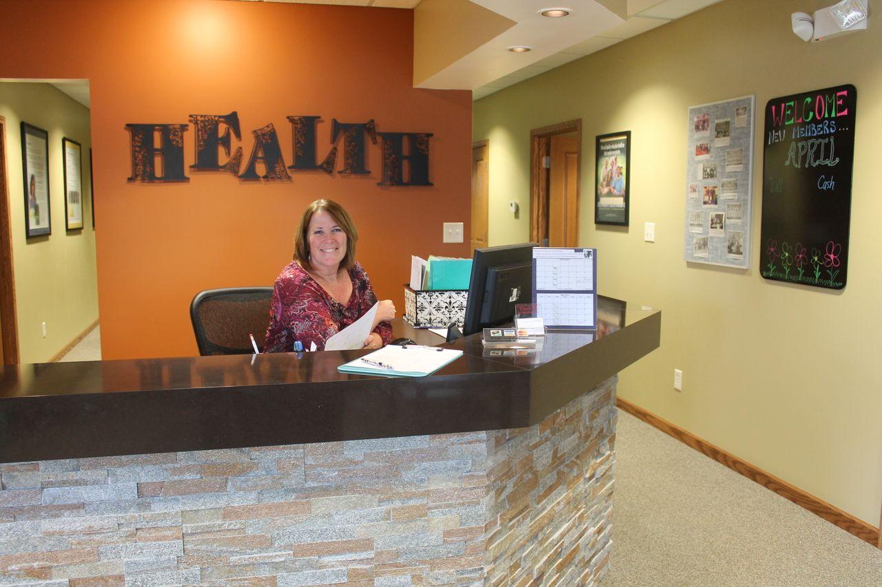 Becker Family Chiropractic Reception Area Chiropractic