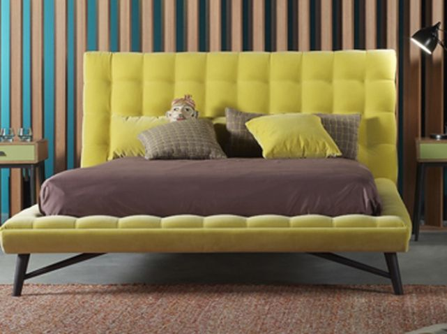 t te de lit 25 t tes de lit pour tous les styles elle d coration tete de en t te et lits. Black Bedroom Furniture Sets. Home Design Ideas