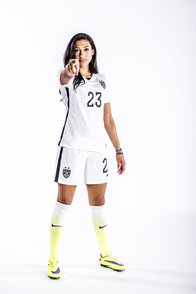 6f7c0bc5e Alex Morgan Life-Size Stand Out