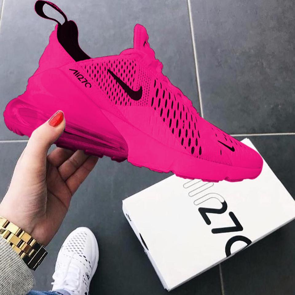 CCV Shop Air Max 270 Pink AKCIÓÓÓÓÓ Zapatos nike mujer