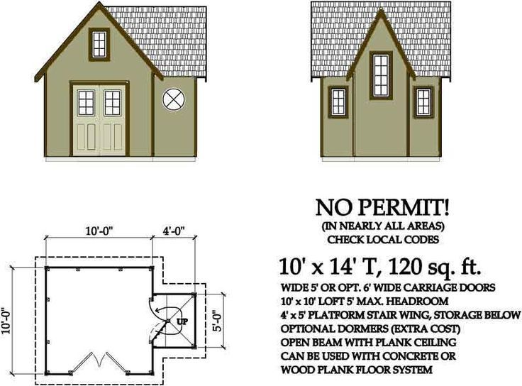 Image Result For Floor Plans For 10 X 14 Tiny House | Tiny Houses
