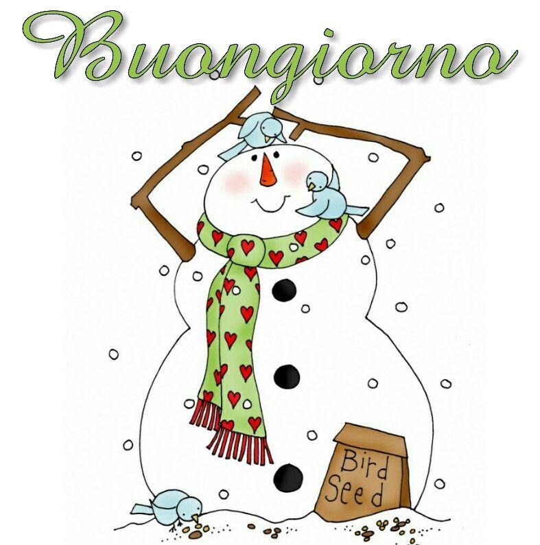 Buongiorno Inverno Buongiorno Buongiorno Immagini E Immagini