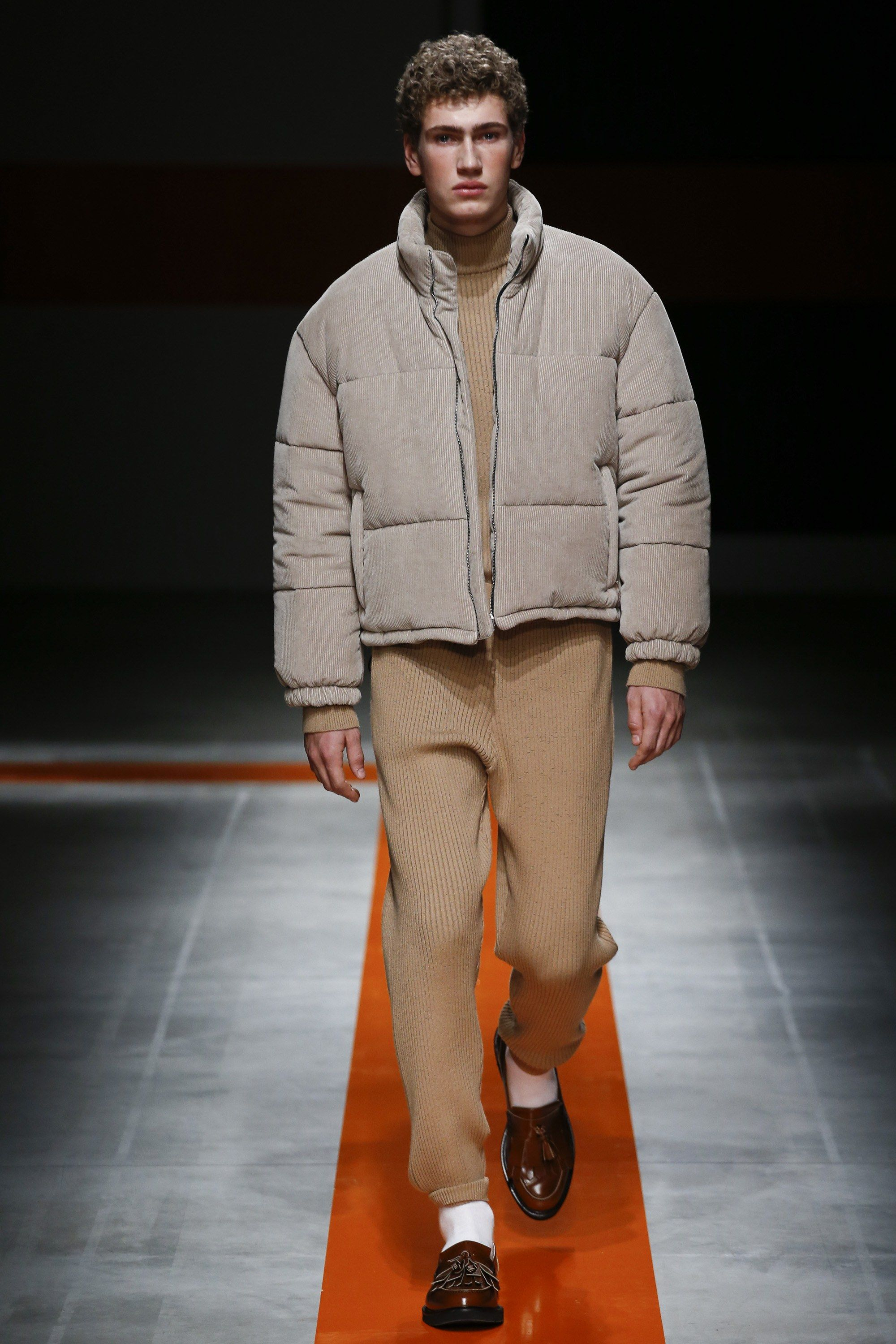 Msgm fall menswear fashion show collection and male fashion