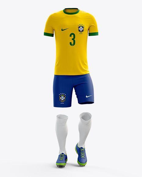 Download International Soccer News Scores Videos Sporting News Soccer Kits Clothing Mockup Shirt Mockup