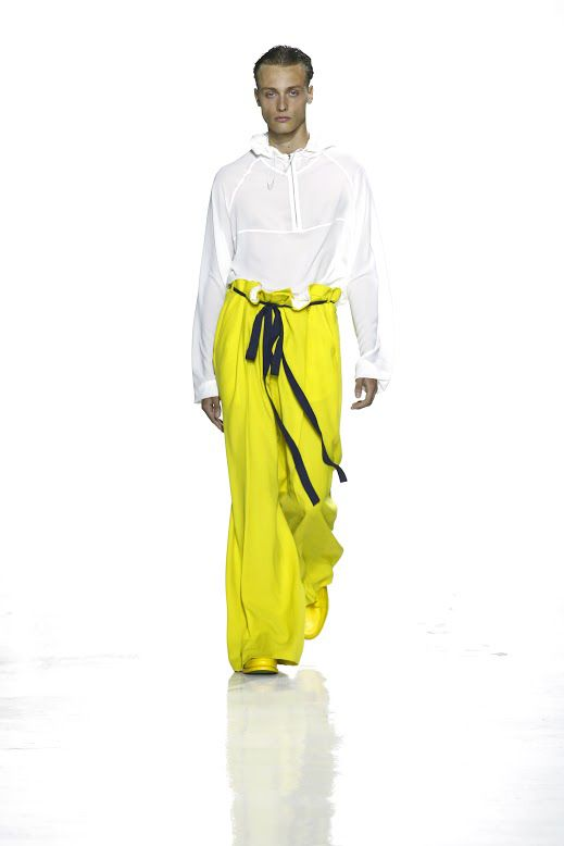 Duckie Brown SS16 Menswear Fashion. TENMAG Web March 2016