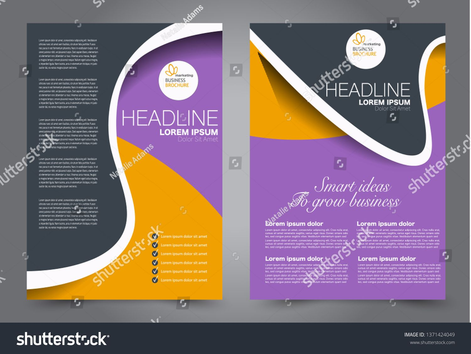 Business Ad Template from i.pinimg.com