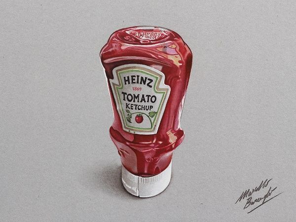 Hyperrealistic D Drawings Of Everyday Objects Ideas Lessons - Artist creates amazing hyper realistic 3d drawings