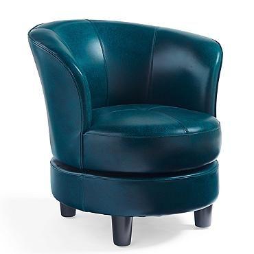 Rebecca Swivel Chair | Grandin Road