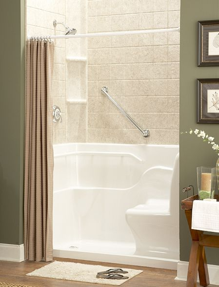 walk in showers for seniors. shower for seniors  Google Search New House Ideas Pinterest