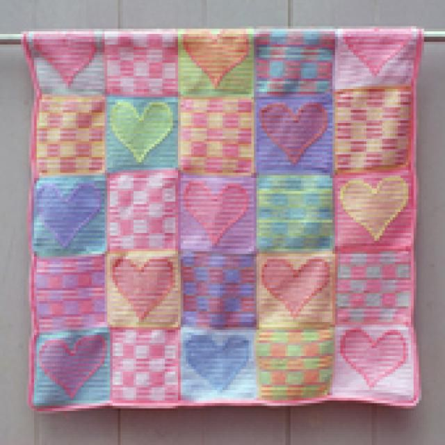 Tons of Crochet Quilt Patterns and Ideas for Your Next Project ... : crochet quilt block patterns - Adamdwight.com
