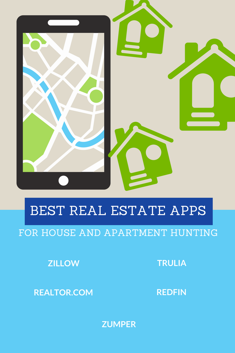 The Best Real Estate Apps For Finding A Home Or Apartment With