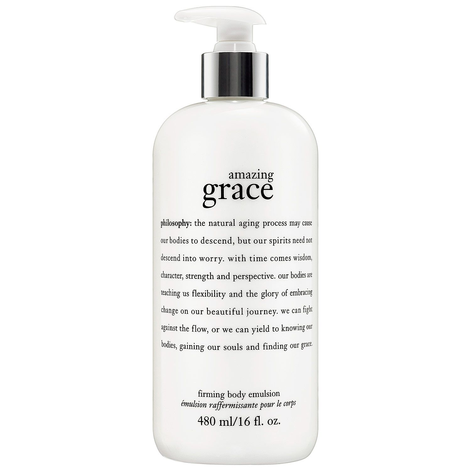 Amazing Grace Firming Body Emulsion Philosophy Sephora Firming Body Lotion Lotion For Dry Skin Philosophy Amazing Grace