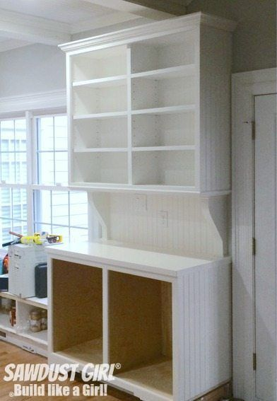 How to Install Crown Molding on Kitchen Cabinets - Crown molding, Ikea cupboards, Crown molding installation, Cabinet, Kitchen cabinets, Built ins - How to install crown molding on kitchen cabinets  It adds a big visual impact and brings really amps the  sophistication factor  up a notch