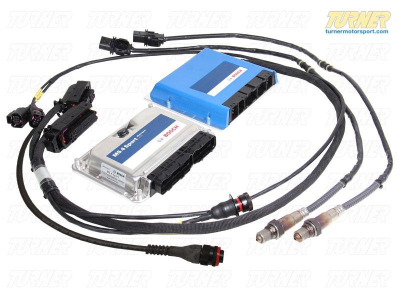 E46 M3, MZ3 S54 Bosch Motorsport Stand Alone ECU System