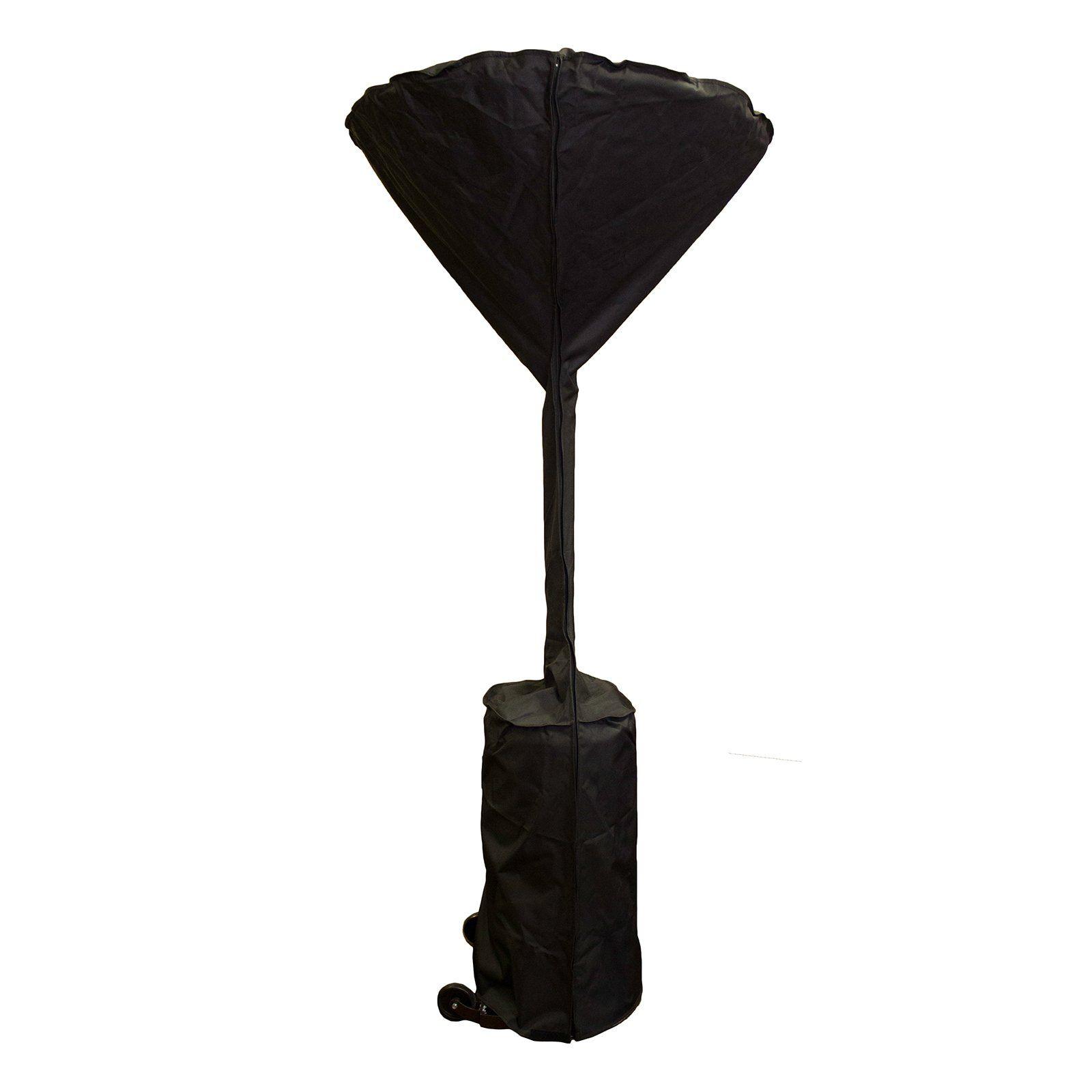 AZ Patio mercial Patio Heater Cover in Black HLB CVR