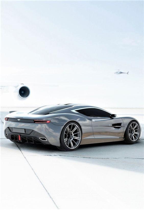 Photo of Aston Martin DBC* concept