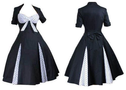 Awesome 50s Dress Plus Size Pictures - Mikejaninesmith.us ...